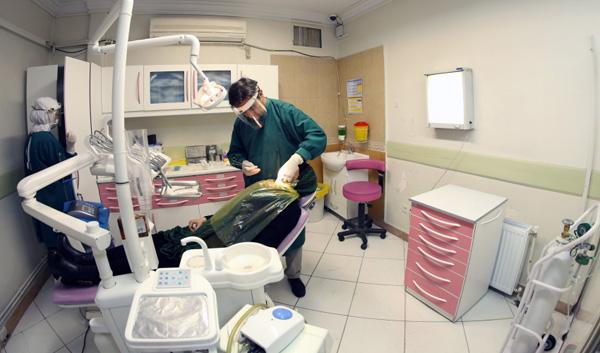 دندانپزشکی در کرونا