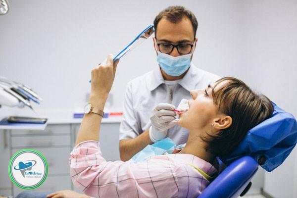 کامپوزیت دندان به روش لیرینگ